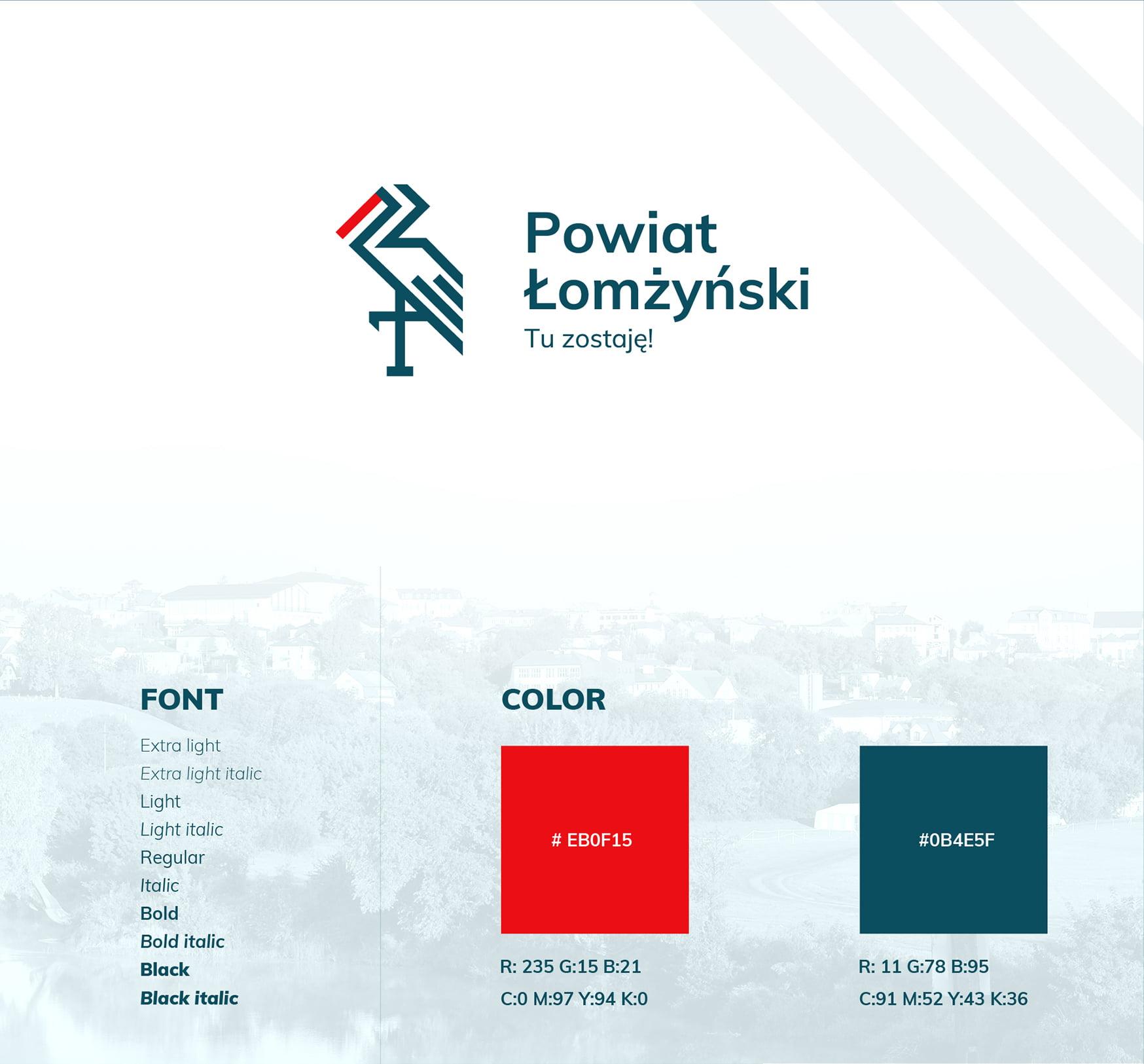 Powiat Łomżyński